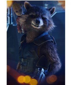 Rocket Raccoon Endgame Vest