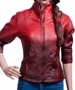 Scarlet Witch Avengers: Age Of Ultron Jacket
