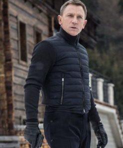Spectre Austria James Bond Puffer Jacket