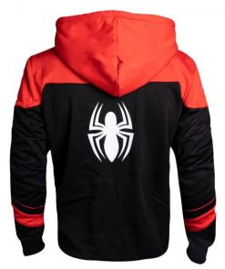 Spider Man Far From Home Peter Parker Cotton Hoodie