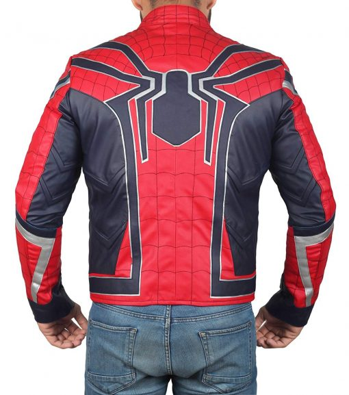 Spiderman Infinity War Jacket