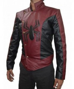 Spiderman The Last Stand Peter Parker Jacket