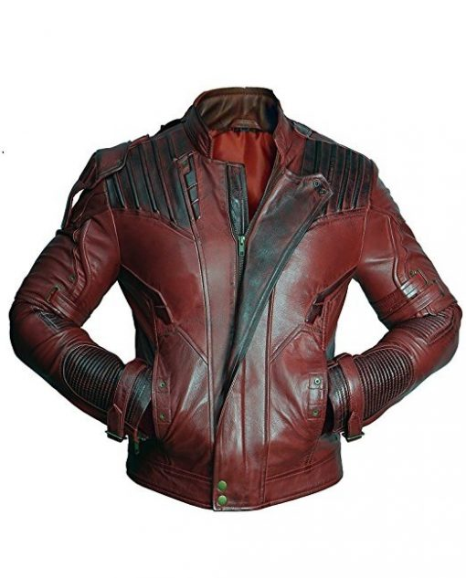 Star Lord Avengers Infinity War Jacket