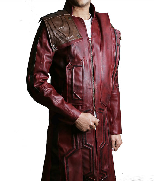 Star Lord Red Coat