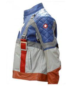 The First Avenger Chris Evans Jacket