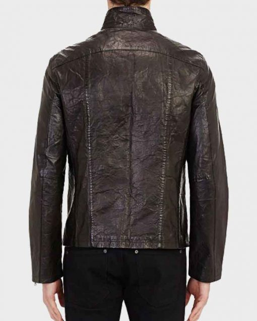 Tom Cruise Mission Impossible Rogue Nation Ethan Hunt Leather Jacket