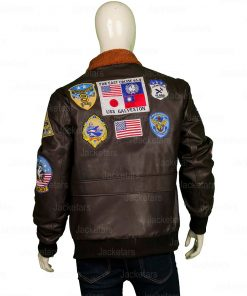 Top Gun Brown Jacket