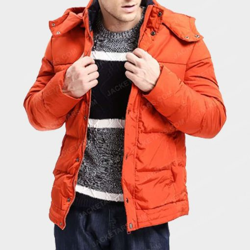 Vomint 2020 Fashion Men Down Coat Hoodie Jacket