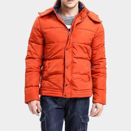 Vomint 2020 Fashion New Men Down Coat Hoodie