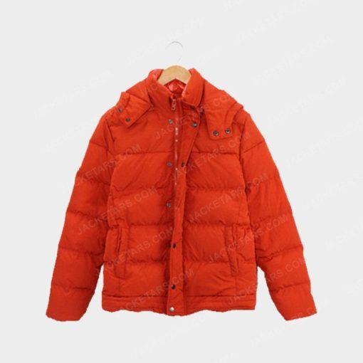 Vomint 2020 Fashion New Men Down Coat Hoodie Jacket