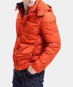 Vomint 2020 New Men Down Coat Hoodie Jacket