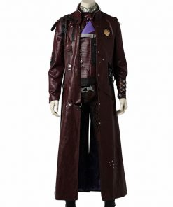 Yondu Guardians Of The Galaxy Vol 2 Maroon Coat