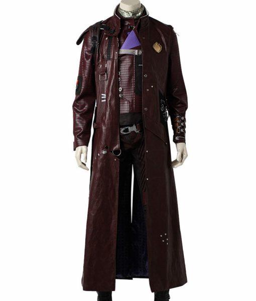 Yondu Guardians Of The Galaxy Vol 2 Maroon Coat