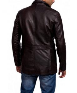 Fast and Furious 7 Leather Blazer