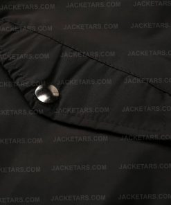 Men Hot Autumn and Winter Black Jacket