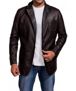 Jason Statham Leather Jacket