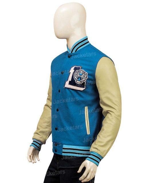 13 Reasons Why Letterman Varsity Jacket