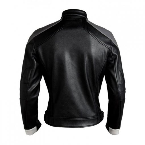 Agents of Shield Ghost Rider Black Leather Jacket