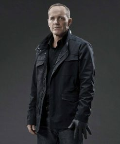 Agents of Shield Phil Coulson Cotton Jacket