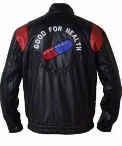 Akira Kaneda Black Jacket