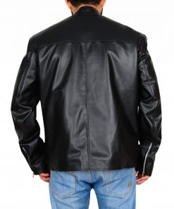 Amenadiel Lucifer Leather Jacket