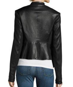 Arrow Dinah Drake Black Drape Jacket