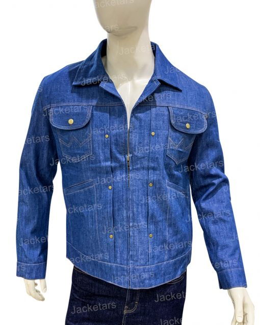 Brad Pitt Once Upon A Time In Hollywood Cliff Both Jacket
