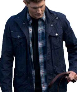 Dean Winchester Supernatural Blue Jacket
