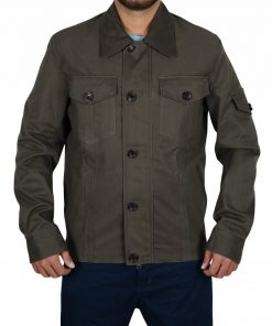 Dean Winchester Supernatural Grey Jacket