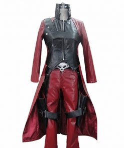 Devil May Cry 2 Dante Trench Coat