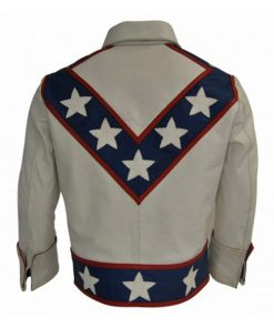 Evel Knievel Daredevil Motorcycle Jacket