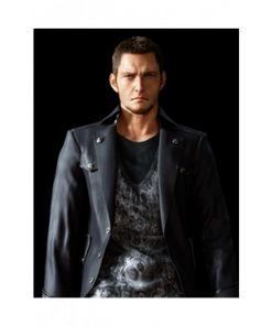 Final Fantasy 15 Cor Leonis Leather Jacket