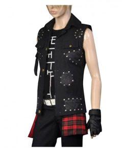 Final Fantasy 15 Prompto Argentum Black Vest