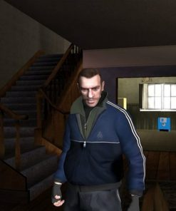 GTA IV Niko Bellic Bomber Jacket