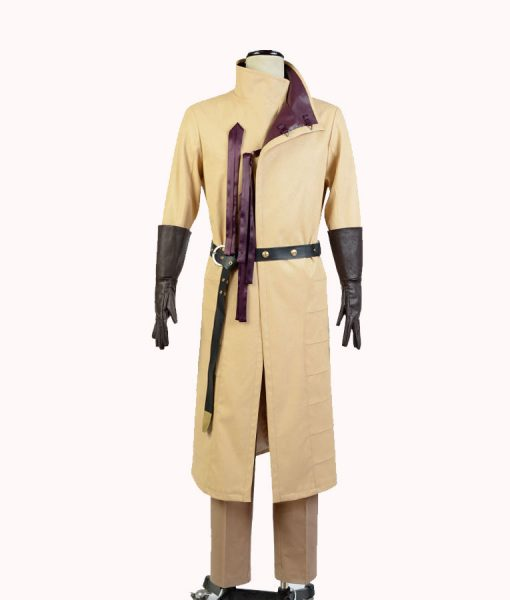Game Of Thrones Jaime Lannister Leather Coat