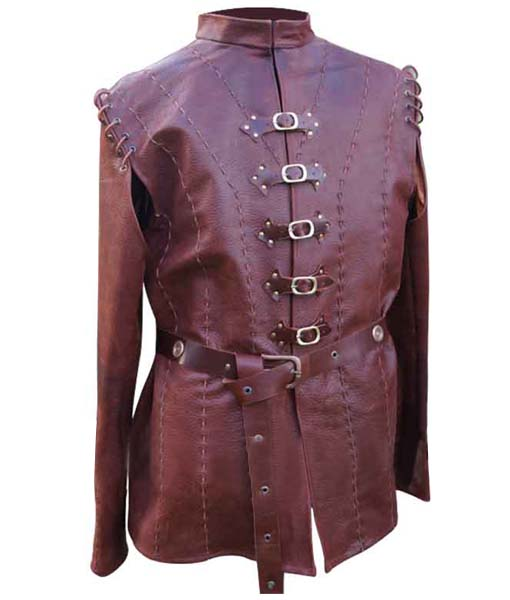 Game Of Thrones Jaime Lannister Leather Jacket