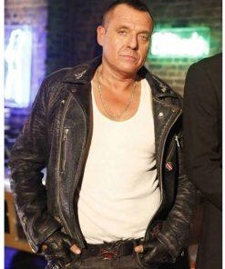 Hank Cutter Lucifer Leather Jacket