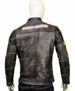 Harley Davidson Leather Jacket