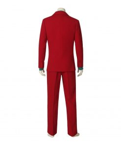 Arthur Fleck Joker Red Suit