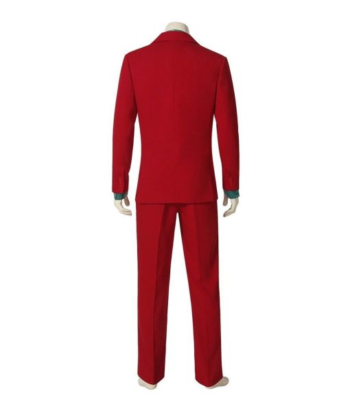Arthur Fleck Joker Red Suit