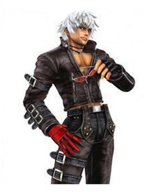 K Dash King of Fighters Jacket