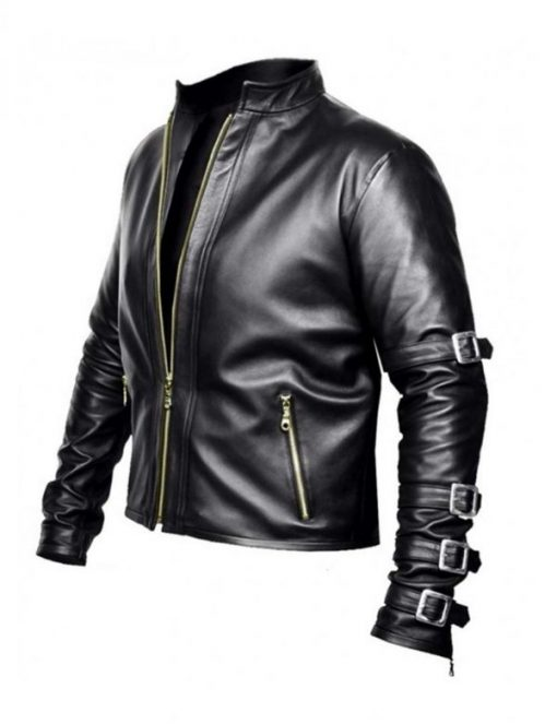 K Dash King of Fighters Leather Jacket