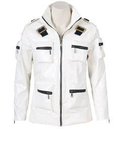 King Of Fighters Kyo Kusanagi Leather Jacket