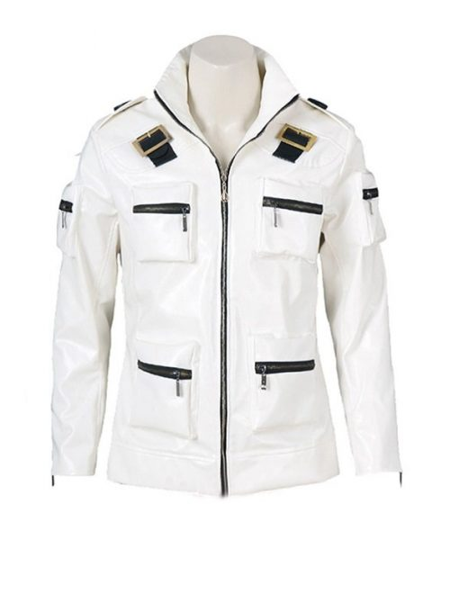 King Of Fighters Kyo Kusanagi Leather Jacket