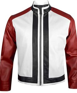 King of Fighters Rock Howard Leather Jacket