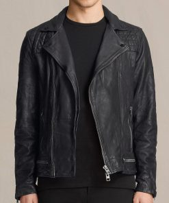Lance Hunter Agents of SHIELD Black Jacket