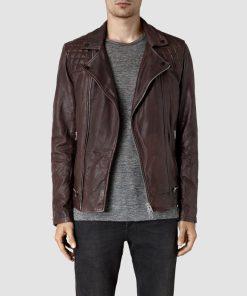 Lance Hunter Agents of SHIELD Leather Jacket