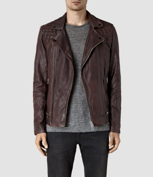 Lance Hunter Agents of SHIELD Leather Jacket