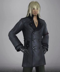 Lightning Returns Snow Villiers Leather Jacket