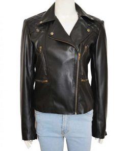 Lucifer Chloe Decker Leather Jacket